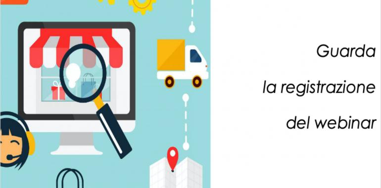 Webinar 9/04/2020 E-commerce e B2B